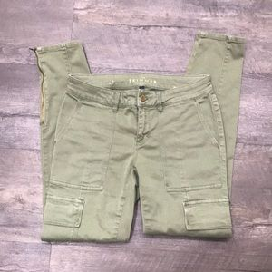 WHBM cargo jeans